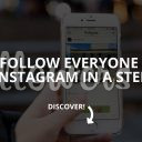 Unfollow Everyone on Instagram In a Step (Updated – 2019)