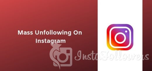 How To Mass Unfollow On Instagram