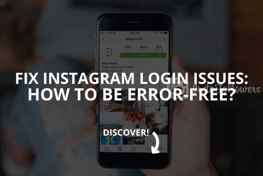 Fix Instagram Login Issues: How to Be Error-Free? (Solved – 2019)