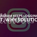 Instagram Keeps Logging Me Out, Why? (Solution – 2019)
