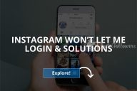 Instagram Won't Log In & Solutions (How to Fix – 2020)