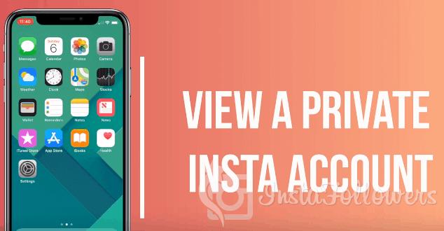 Instagram Private Profile