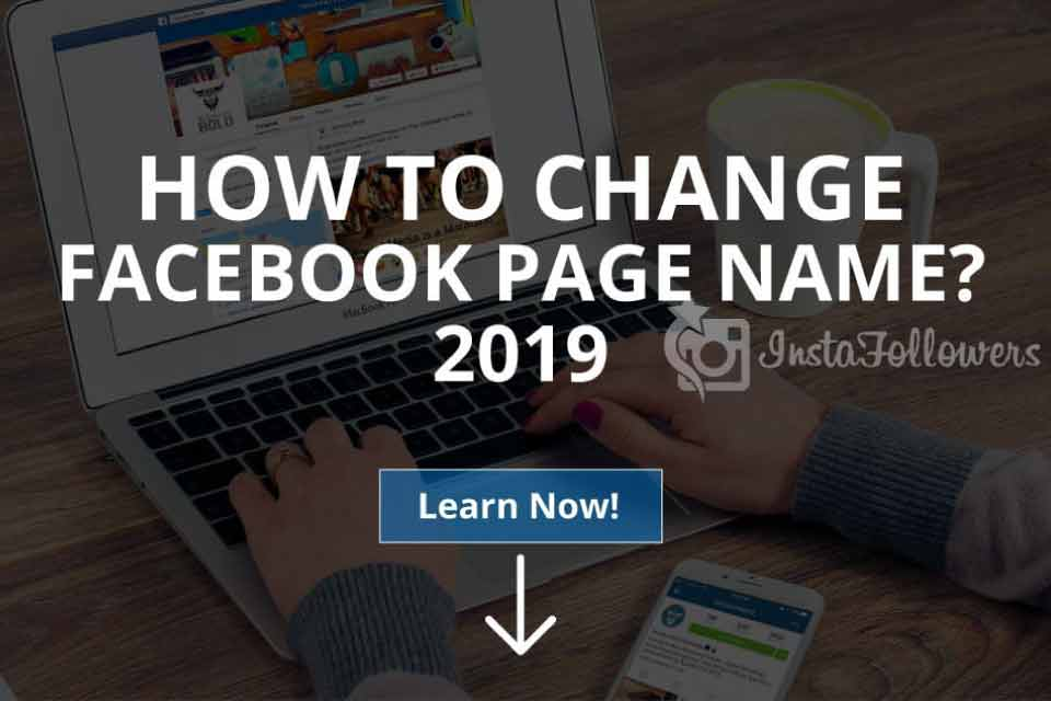 How to Change Facebook Page Name? 2020