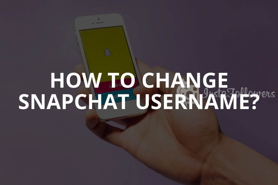 How to Change Snapchat Username? (2020)