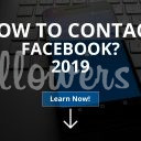 How to Contact Facebook? 2019
