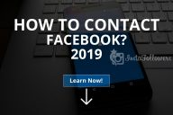How to Contact Facebook? 2020