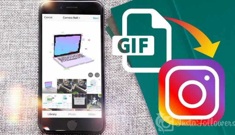 Upload Animated GIFs To Instagram