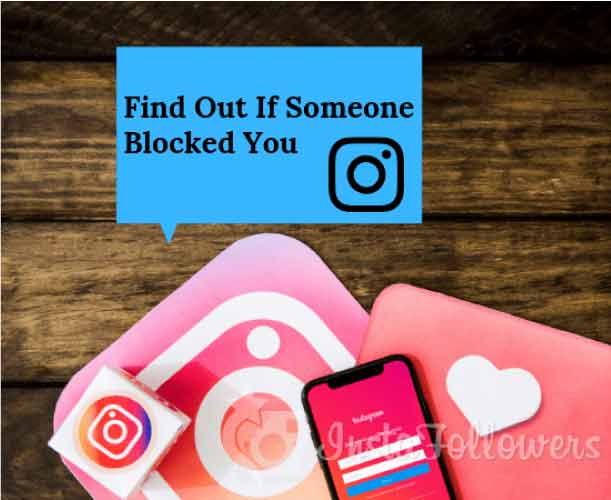 someone blocked you Instagram