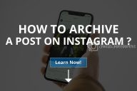 How to Archive a Post on Instagram (Updated – 2020)