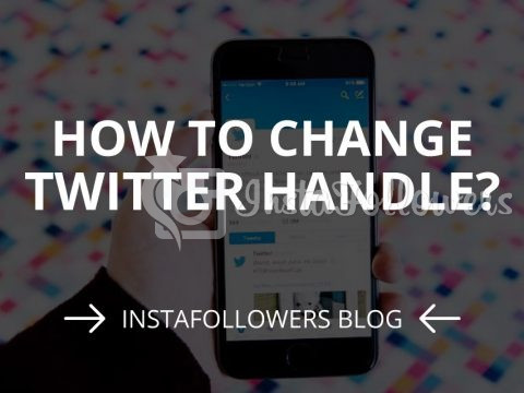 How to Change Twitter Handle?
