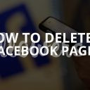 How to Delete a Facebook Page?