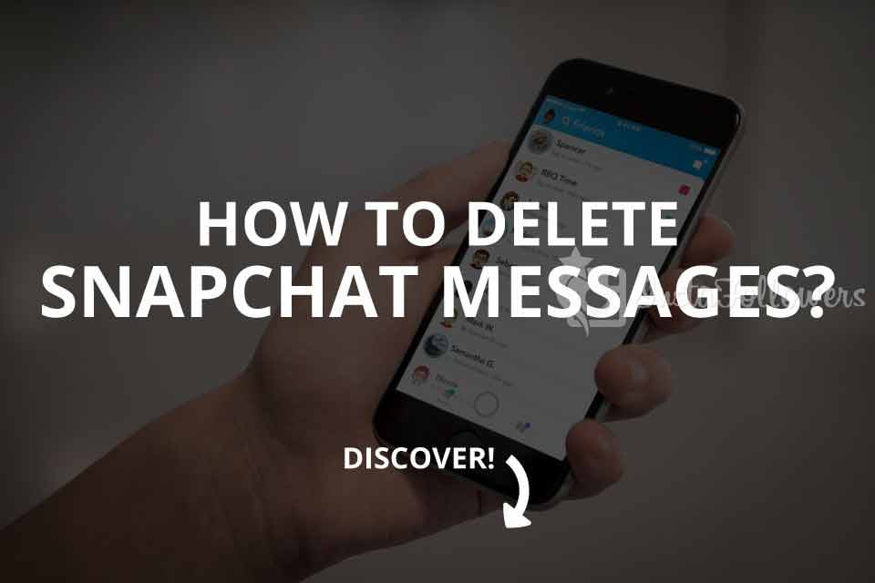 How to Delete Snapchat Messages