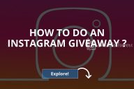 How to Do an Instagram Giveaway