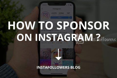How to Get Sponsored on Instagram? (Instagram Ads)