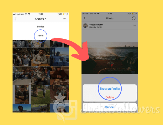 How to Archive a Post on Instagram (Updated – 2019