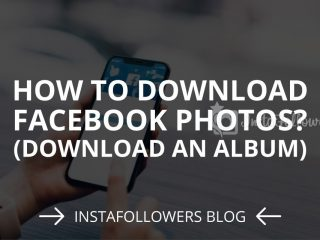 How to Download Facebook Photos (Download an Album)
