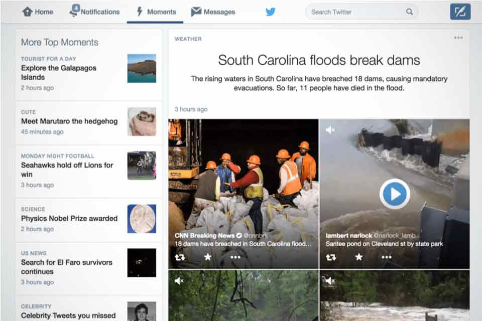 How to Use Twitter Moments for Business