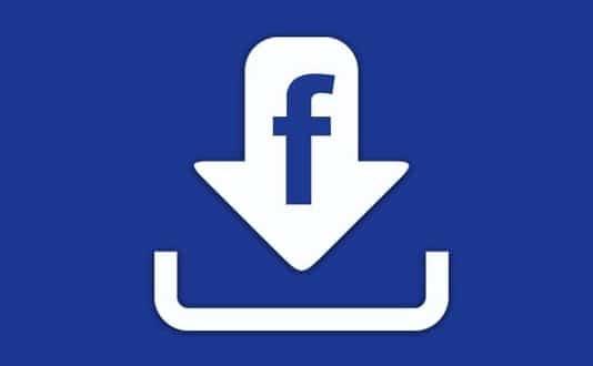 save a Facebook video