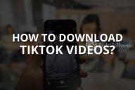 How to Download TikTok Videos? (2020)