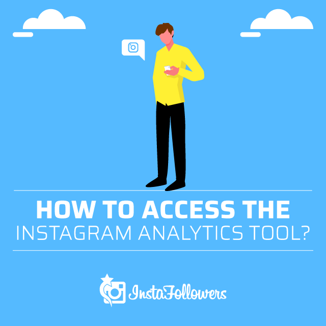 how to access the Instagram Analytics tool