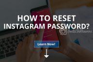 How to Reset Instagram Password? (2021)
