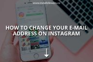 How to Change Your Email Address on Instagram
