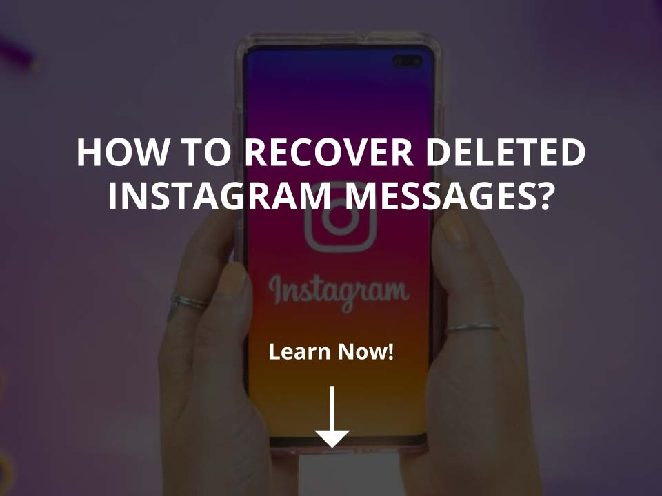 Recover deleted tumblr messages