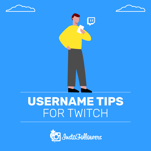 Username Tips for Twitch