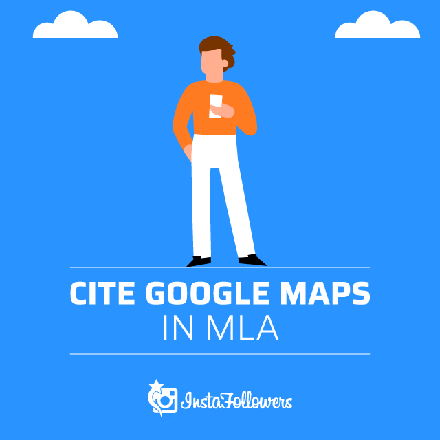 Cite Google Maps in MLA