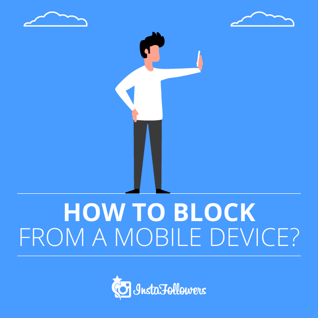 How to Block From a Mobile Device