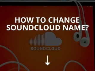 How to Change SoundCloud Name?