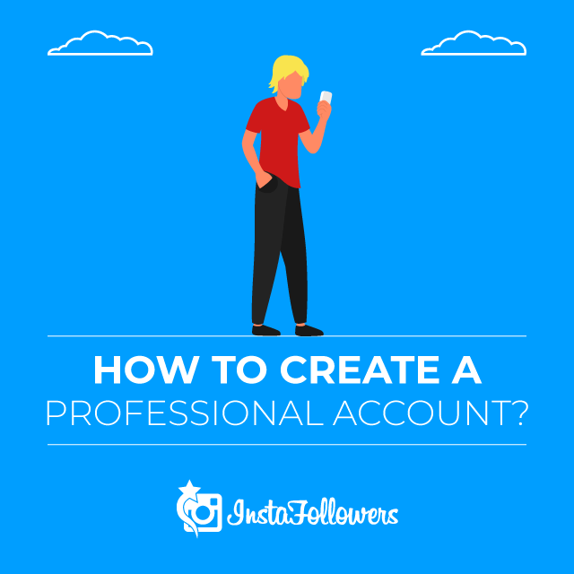 How to Create a Professional Account