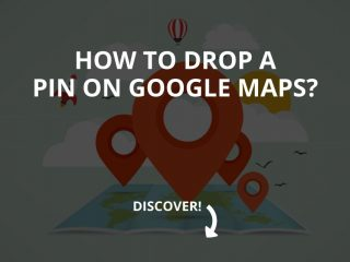 How to Drop a Pin on Google Maps?