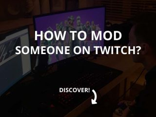 How to Mod Someone on Twitch? (2020)