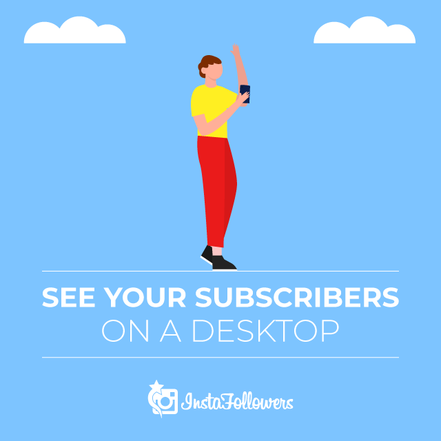 See Your Subscribers on a Desktop