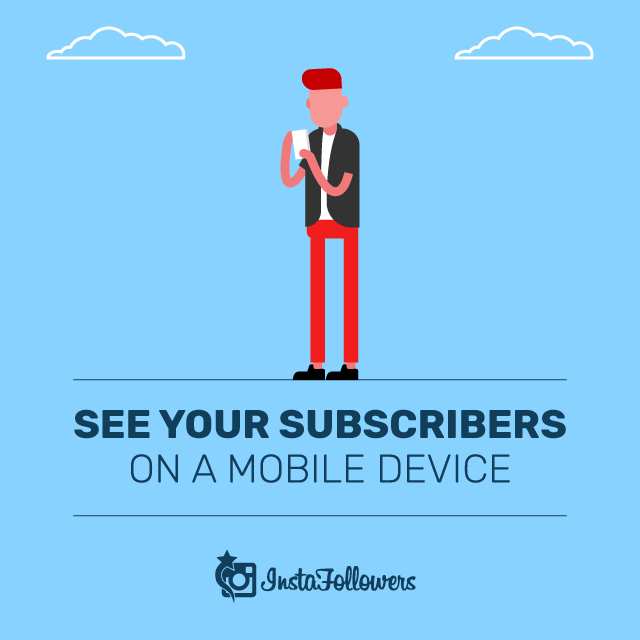 See Your Subscribers on a Mobile Device