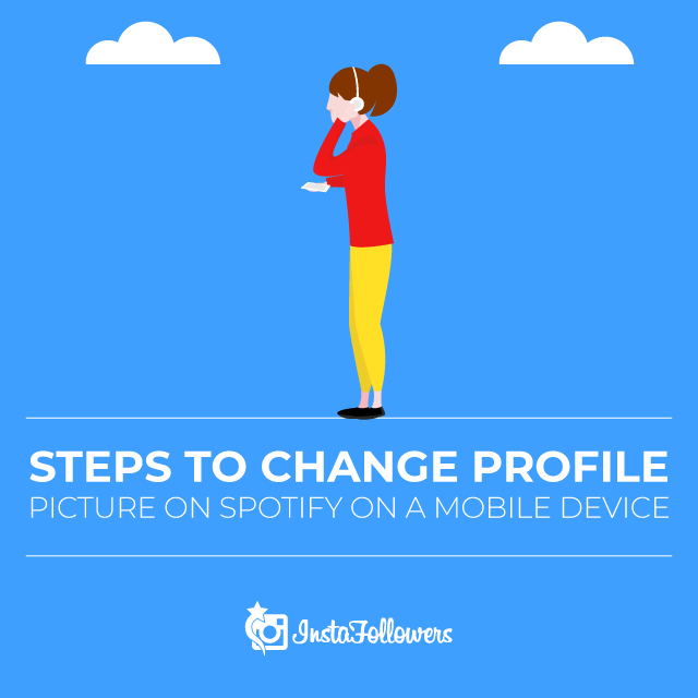 Steps to Change Profile Picture on Spotify on a Mobile Device