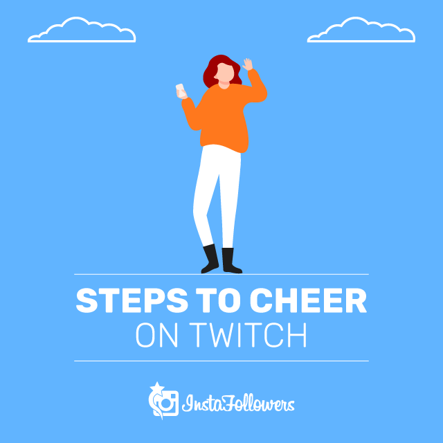 Steps to Cheer on Twitch