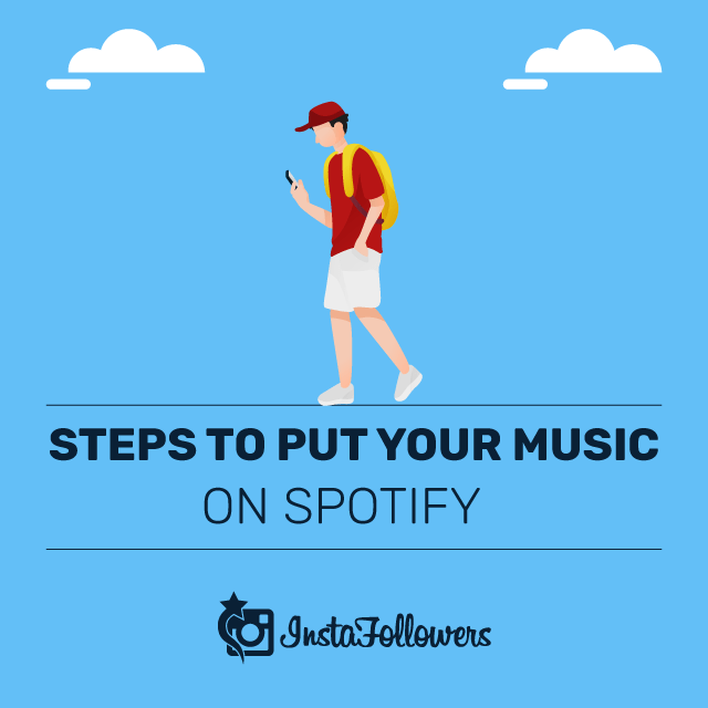 Steps to Put Your Music on Spotify