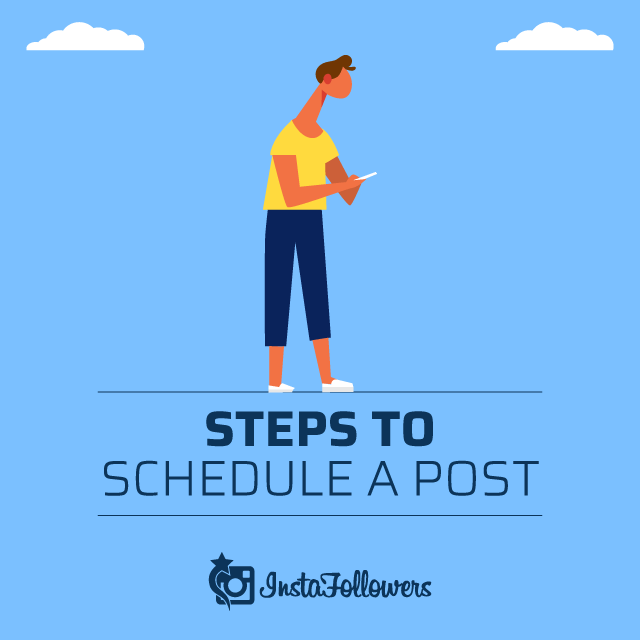 Steps to Schedule a Post