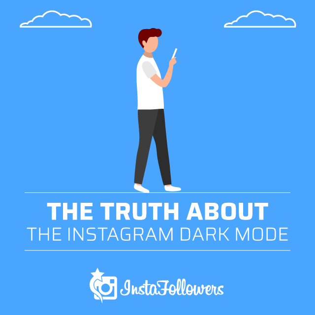 The Truth About the Instagram Dark Mode
