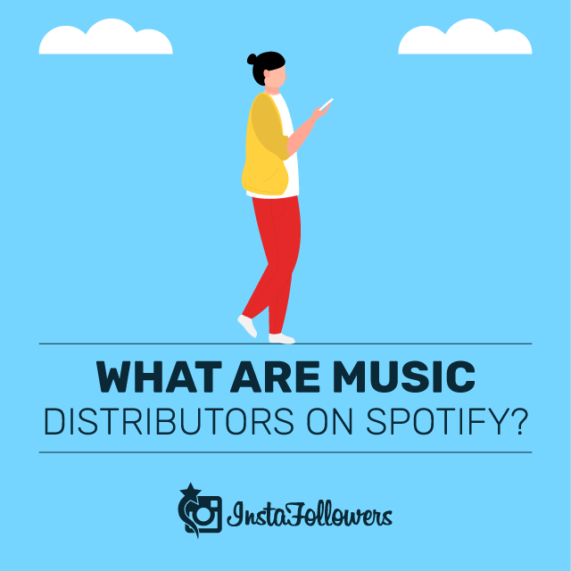 What are Music Distributors on Spotify