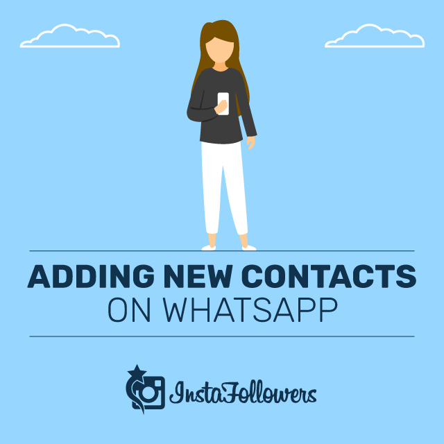 Add New Contacts on WhatsApp