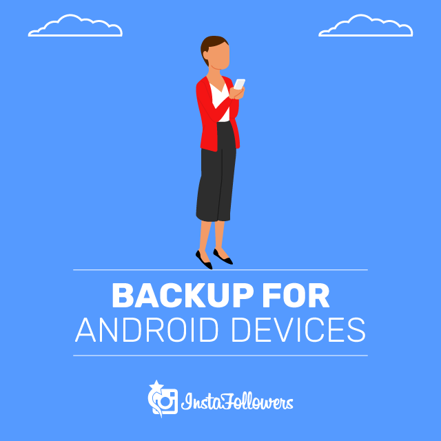 Backup WhatsApp for Android Devices