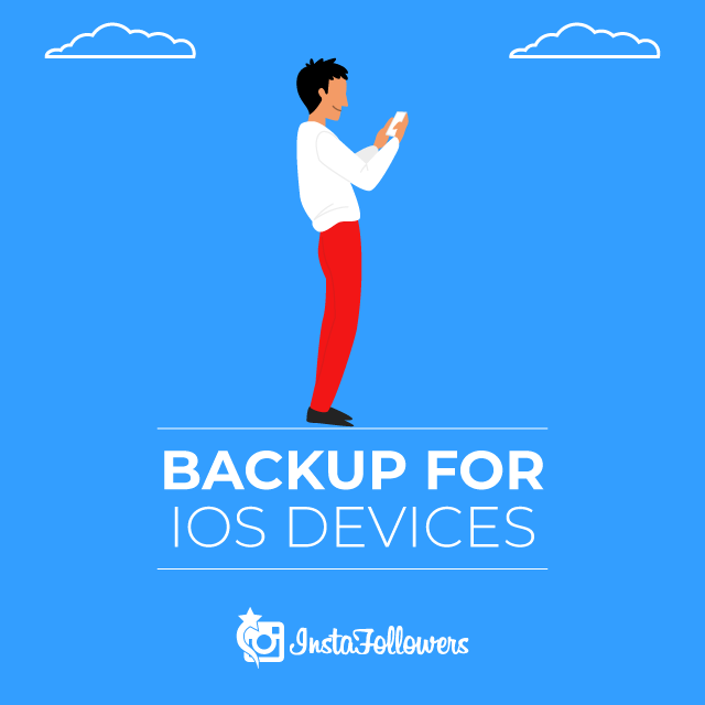 Backup WhatsApp for iOS Devices