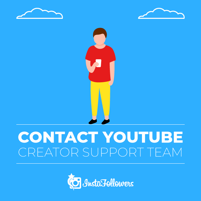 Contact the YouTube Creator Support Team?