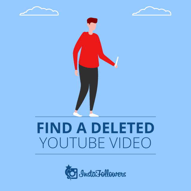 How to Find a Deleted YouTube Video
