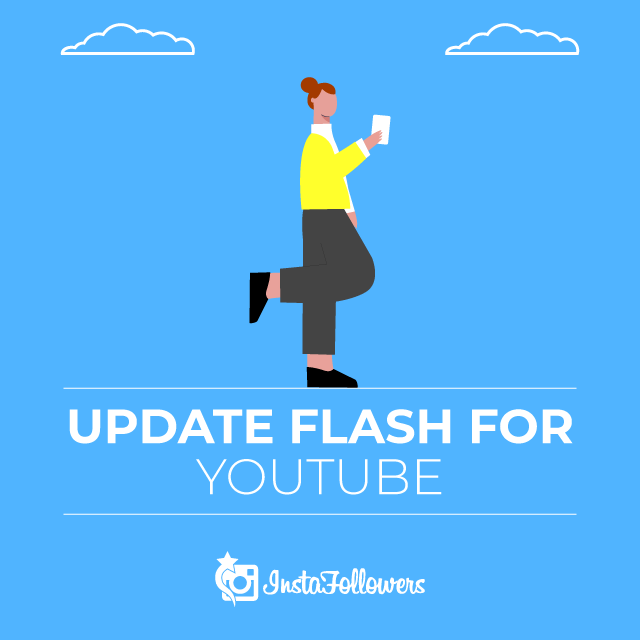 Update Flash for YouTube