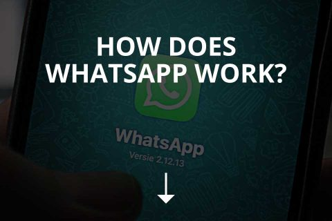 How Does WhatsApp Work (+Features)