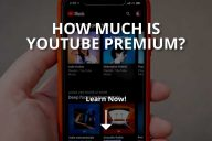 How Much Is YouTube Premium? (2020)